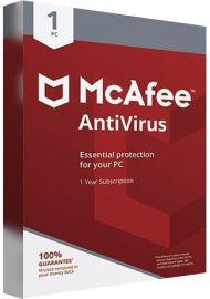 McAfee Antivirus - 1 PC - 1 Year [EU]