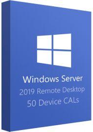Windows Server 2019 Remote Desktop - 50 Device CALs