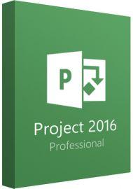 Microsoft Project Professional 2016 Key - 1 PC