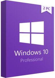 Windows 10 Pro Professional Couple (2PC)