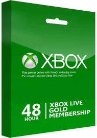 Xbox Live Gold Trial 48 Hours Xbox Live GLOBAL